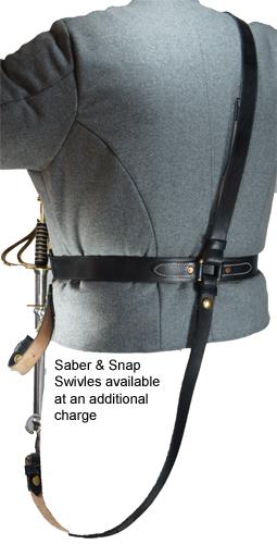 Belt Saber Or Sword Belt