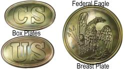 Box Plates & Breast Plate
