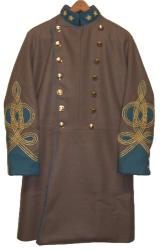Civil War Uniforms of Famous Confederates