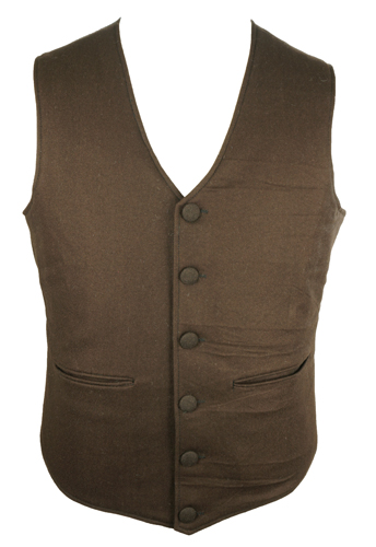 Civilian Collarless Vest