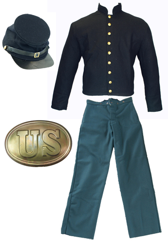143a3a0a58f0 Civil War Clothing and Reenactment Supplies - Made in USA