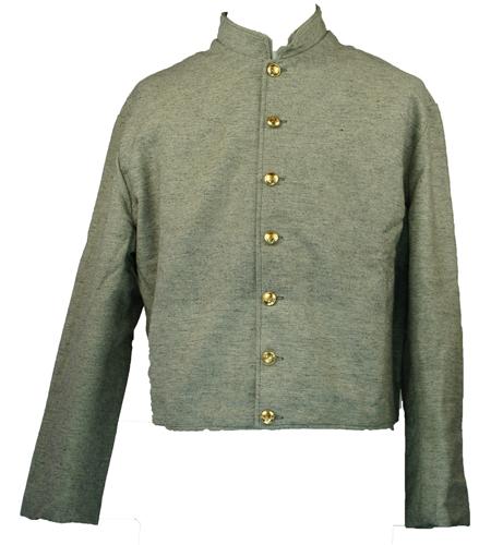 SOLD Return New - CS Shell - Grey Jean Wool - Size 48