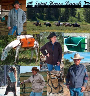 Spirit Horse Enterprises - Quality Wool Clothing, Ranch Wear and Accessories